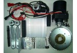 Cyclone 1 chainwheel Kit 1260 Watt 36V