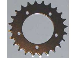 24T Cyclone steel-alloy chainwheel